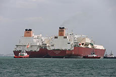 Qatargas completes first LNG STS transfer