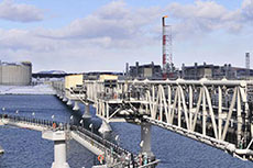 Sakhalin-2 resumes LNG production