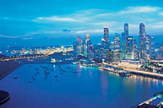 Singapore to become major energy hub