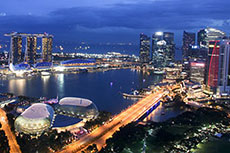 BG Group relocates global LNG centre to Singapore