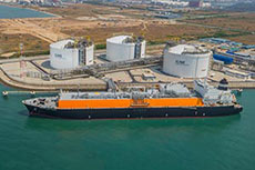 Samsung C&T wins Singapore LNG expansion contract