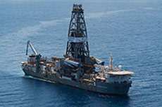 Natural gas discovery offshore Tanzania