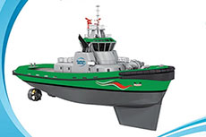 TASNEEF signs LNG-powered harbour tug MoU