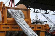 Trelleborg mooring systems for Angola FPSO projects