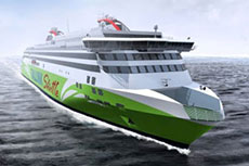 Tallink and Meyer Turku ink LNG fuelled ferry contract