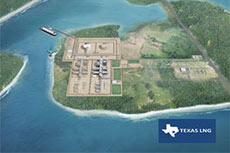 Honeywell selected by Texas LNG for natural gas technology