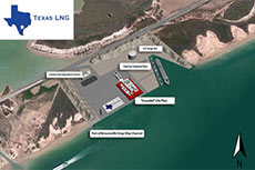 Texas LNG receives equity investment