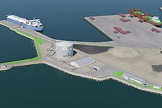 Wärtsilä to proceed with first LNG terminal