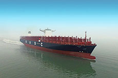 UASC names LNG-ready container vessel