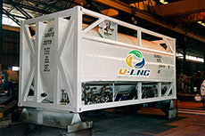 Universal LNG Solutions rolls out first trucks