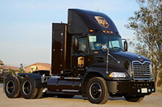 Agility to supply UPS with CNG fuel systems