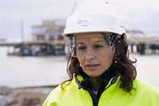 Video: working on Dunkirk LNG terminal