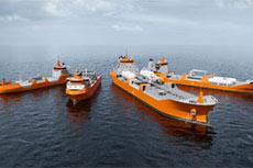 Wärtsilä launches LNG carrier designs