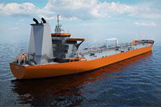 Wärtsilä launches Aframax tanker