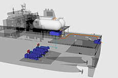 Wärtsilä chosen for LNG ship conversion