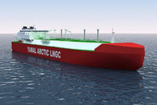 Wärtsilä engines for icebreaking LNG carriers