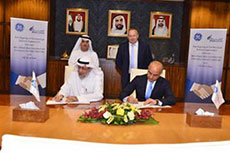 GE, ADGAS sign service agreement