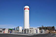 Cryostar to equip LNG and CNG project