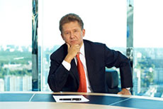 Gazprom re-elects Management Committee Chairman