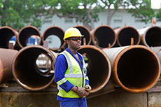 Anadarko selects Mozambique LNG contractor