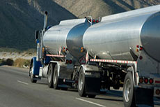 Shell to supply LNG as HGV fuel