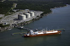 Qatari LNG to cost US$ 17/million Btu
