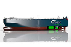 UECC orders LNG car and truck carriers