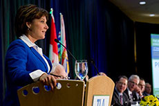 B.C. Premier and First Nation leader discuss LNG strategy