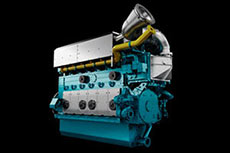 ClassNK approval for Niigata dual-fuel engine design