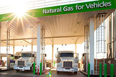 Clean Energy Fuels opens Texan LNG station