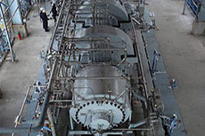 GE to supply compressors for Petronas LNG project