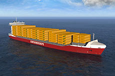 Containerships of Finland orders dual-fuel LNG vessels