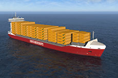 DNV GL to class LNG-ready container ships