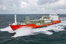 Anthony Veder completes LNG carrier retrofit