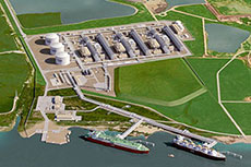Williams Partners signs contracts with US LNG export projects