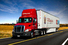 C. R. England supports LNG truck deployment