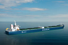 ABS joins LNG-fuelled dry bulk carrier design project