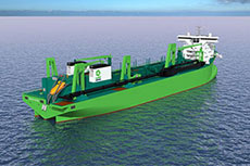 DEME orders LNG dual-fuel dredger