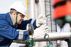 Suretank delivers gas compressor