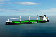 ESL Shipping's dual-fuelled bulk carriers first to be built to new DNV GL rules