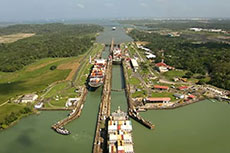VIDEO: Countdown to completion of Panama Canal expansion