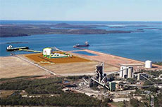LNG Ltd extends lease for Fisherman's Landing project