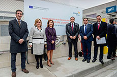 GNF opens LNG service station in Spain