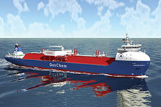 Hartmann Reederei to launch ethane fuelled LEG carrier