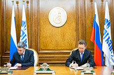 Gazprom and Gazprombank to implement LNG projects
