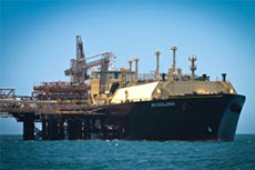 First LNG cargo departs Gorgon project
