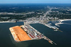 Gulf Coast Shipyard to outfit LNG vessels at Port of Gulfport