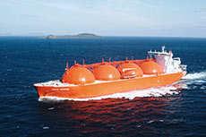 Höegh extends time charter for LNG Libra