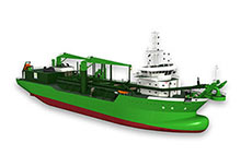 DEME orders dual-fuel hopper dredgers