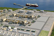 Ichthys LNG project reaches half way mark